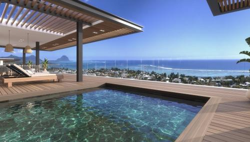 Luxury Apartment for sale Mauritius, 227 m², 4 Bedrooms, €2450000