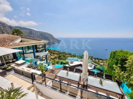 Villa di lusso in affito EZE, 400 m², 4 Camere