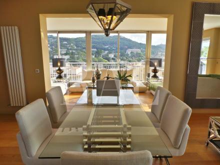 Квартира класса люкс на продажу  Канны, 160 м², 3 Спальни, 1300000€