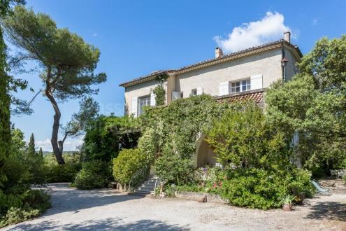 Propriété de luxe à vendre FONTAINE DE VAUCLUSE, 480 m², 6 Chambres, 1800000€