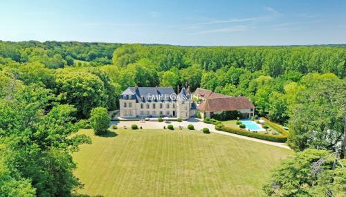 Luxe Domein  te koop MONTARGIS, 2200 m², 16 Slaapkamers, 2800000€
