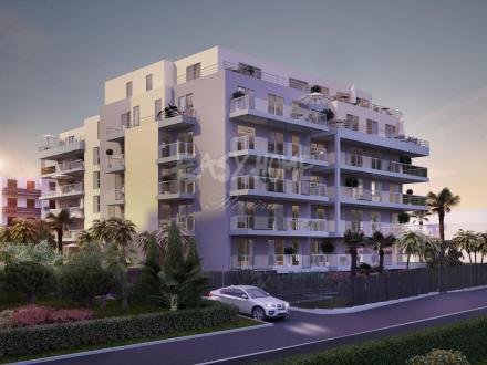 Квартира класса люкс на продажу  Жюан-Ле-Пен, 82 м², 545000€