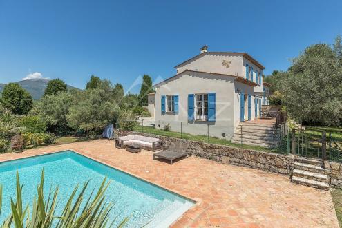 Villa de luxe à vendre LE ROURET, 193 m², 4 Chambres, 1170000€