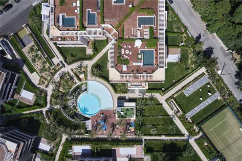 Luxus-Wohnung zu verkaufen CAP D'ANTIBES, 84111 m², 2 Schlafzimmer, 975000€