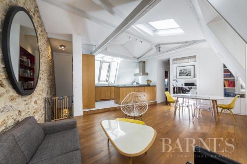 Luxus-Wohnung zu verkaufen PARIS 17E, 85 m², 2 Schlafzimmer, 1280000€