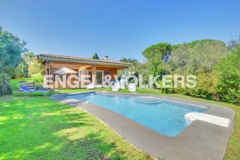 Villa de luxe à vendre MANDELIEU LA NAPOULE, 141 m², 3 Chambres, 1165000€
