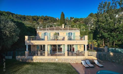 Luxus-Villa zu verkaufen VILLEFRANCHE SUR MER, 7 Schlafzimmer, 2980000€