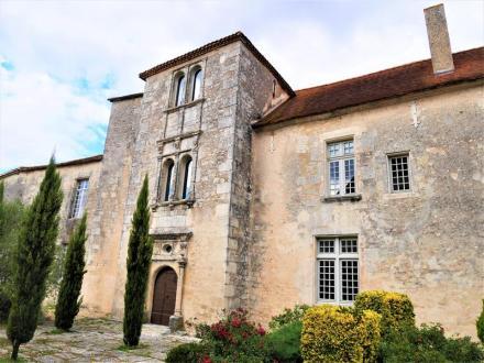 Château / Manoir de luxe à vendre CHARMANT, 730 m², 10 Chambres, 1400000€