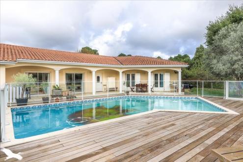 Maison de luxe à vendre BISCARROSSE, 165 m², 4 Chambres, 585000€