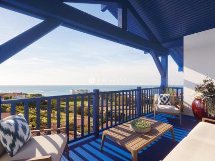 Luxury Apartment for sale BIARRITZ, 116 m², 3 Bedrooms, €1172687