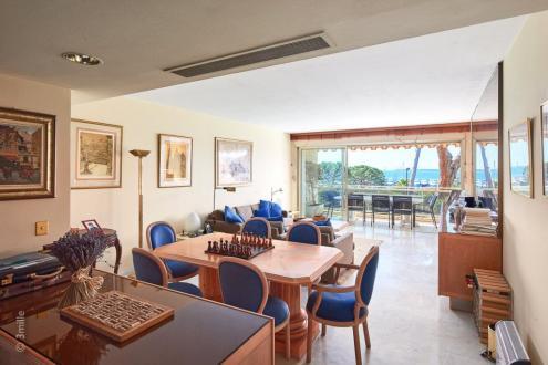 Luxury Apartment for sale CAP D'ANTIBES, 130 m², 3 Bedrooms, €1390000
