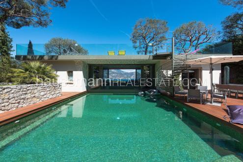 Luxus-Haus zu vermieten SAINT JEAN CAP FERRAT, 250 m², 5 Schlafzimmer,