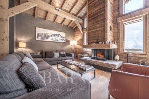 Luxus-Chalet zu vermieten CHAMONIX MONT BLANC, 280 m², 4 Schlafzimmer,