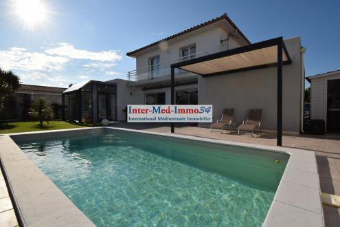 Maison de luxe à vendre AGDE, 130 m², 4 Chambres, 539000€