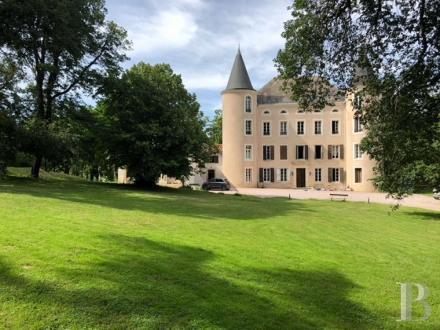 Château / Manoir de luxe à vendre TOULOUSE, 500 m², 13 Chambres, 1272000€