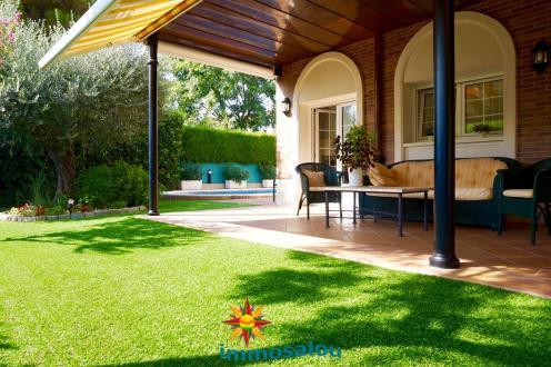 Luxus-Villa zu verkaufen Spanien, 552 m², 1100000€