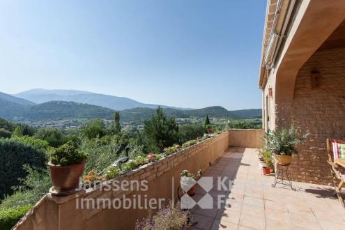 Villa de luxe à vendre VAISON LA ROMAINE, 200 m², 5 Chambres, 618000€