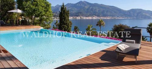 Maison de luxe à louer ROQUEBRUNE CAP MARTIN, 375 m²,