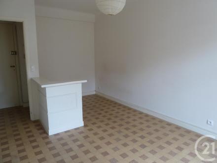 Квартира класса люкс в аренду Ницца, 25 м², 545€/месяц