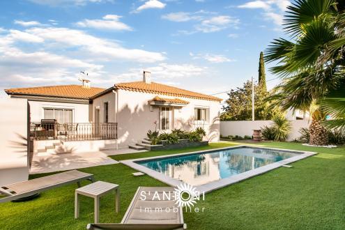 Maison de luxe à vendre AGDE, 146 m², 3 Chambres, 525000€