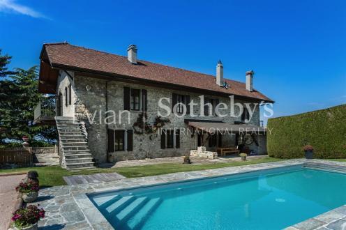 Luxus-Haus zu verkaufen EVIAN LES BAINS, 300 m², 6 Schlafzimmer, 1250000€