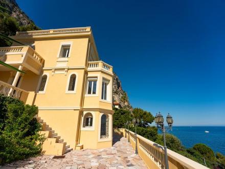 Villa de luxe à vendre BEAULIEU SUR MER, 295 m², 6 Chambres, 3950000€