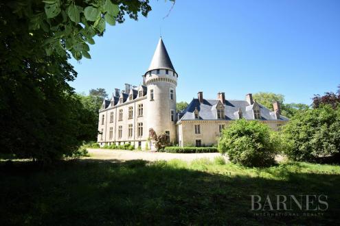 Château / Manoir de luxe à vendre BOURGES, 1200 m², 795000€