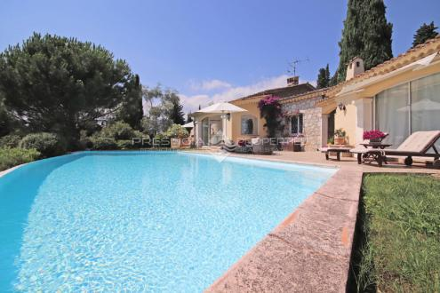 Luxury Villa for sale MOUANS SARTOUX, 288 m², 5 Bedrooms, €1270000