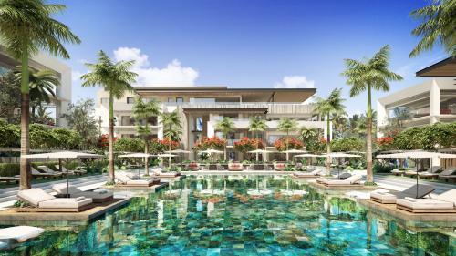 Appartement de luxe à vendre Ile Maurice, 225 m², 3 Chambres, 713000€