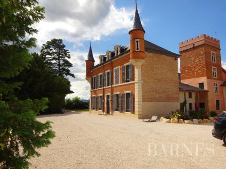 Château / Manoir de luxe à vendre MACON, 9 Chambres, 1749000€