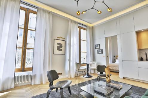 Appartement de luxe à vendre PARIS 7E, 33 m², 1 Chambres, 825000€