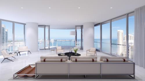 Luxe Appartement te koop FLORIDE, 158 m², 2 Slaapkamers, 1900000€