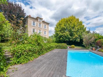 Maison de luxe à vendre SAINT DIDIER AU MONT D'OR, 406 m², 8 Chambres, 1900000€