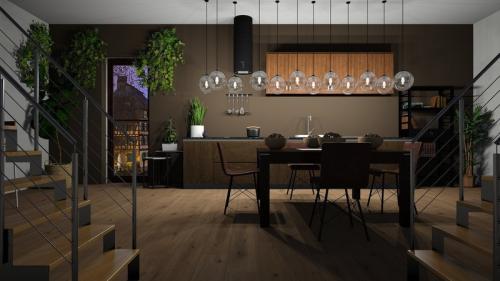 Maison de luxe à vendre LYON, 113 m², 3 Chambres, 723000€