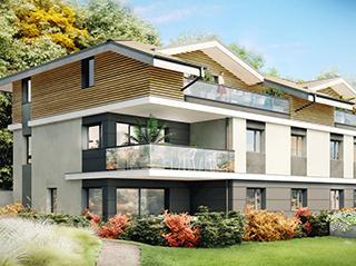 Luxe Nieuwbouw appartement te koop SEVRIER, 84 m², 3 Slaapkamers, 565700€