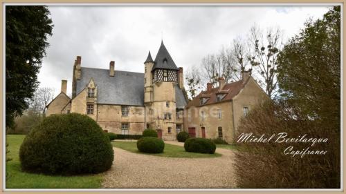 Château / Manoir de luxe à vendre NEVERS, 900 m², 10 Chambres, 889000€
