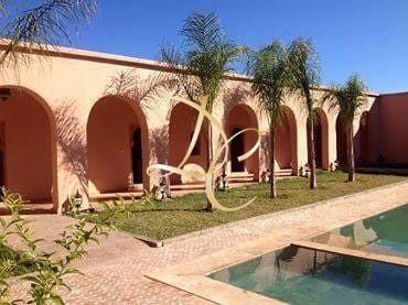 Maison de luxe à vendre MARRAKECH, 240 m², 4 Chambres, 412000€