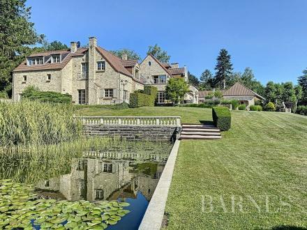 Luxe Villa te koop ITTRE, 518 m², 4 Slaapkamers, 1650000€