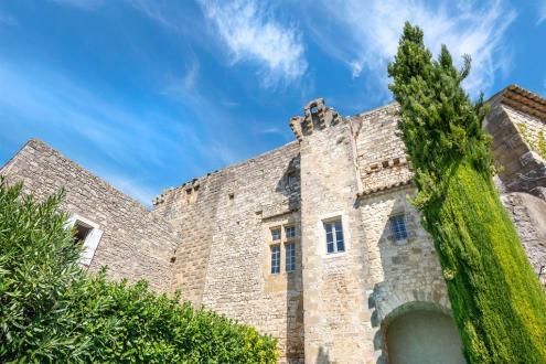 Château / Manoir de luxe à vendre UZES, 520 m², 10 Chambres, 1480000€