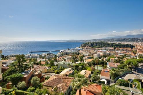 Appartement de luxe à vendre NICE, 116 m², 3 Chambres, 735000€