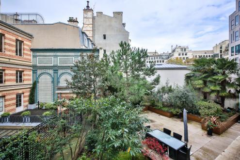 Luxus-Wohnung zu verkaufen PARIS 8E, 54 m², 1 Schlafzimmer, 850000€