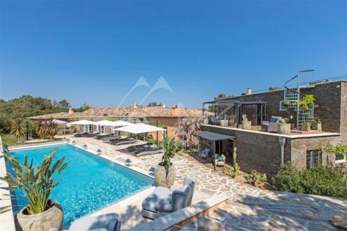 Luxury House for rent GASSIN, 700 m², 8 Bedrooms,