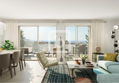 Luxe Appartement te koop NICE, 65 m², 2 Slaapkamers, 660000€
