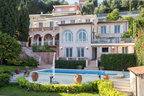 Maison de luxe à vendre SAINT JEAN CAP FERRAT, 455 m², 4 Chambres, 9500000€
