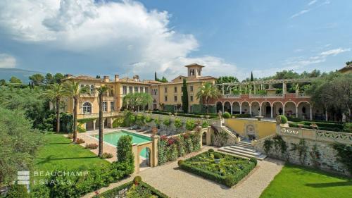 Luxus-Schloss / Herrenhaus zu vermieten GRASSE, 1400 m², 16 Schlafzimmer,