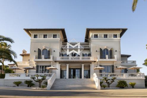 Maison de luxe à louer LA CROIX VALMER, 1000 m², 11 Chambres