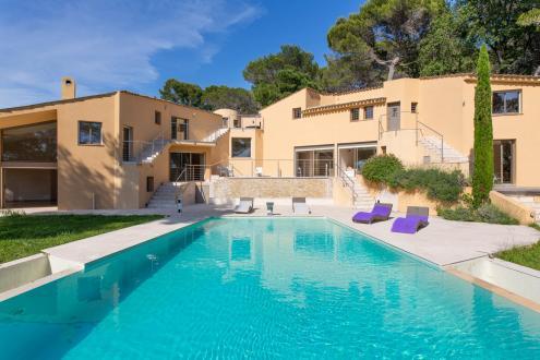 Luxus-Liegenschaft zu verkaufen MOUGINS, 455 m², 10 Schlafzimmer, 2650000€