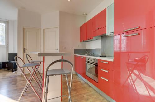 Luxury Apartment for rent NICE, 54 m², 2 Bedrooms, €1220/month
