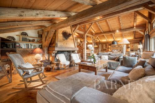 Casale di lusso in affito MEGEVE, 1 m², 5 Camere,
