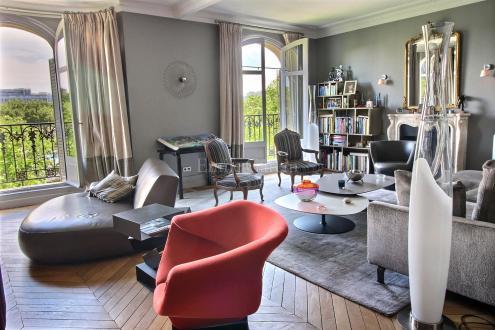 Appartement de luxe à louer PARIS 16E, 215 m², 3 Chambres, 9500€/mois